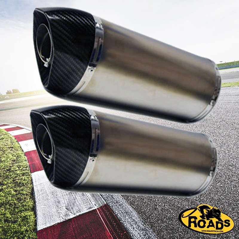 EXHAUST V-STROM 1000 ABS