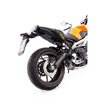 Power Titanium Black Roadsitalia Yamaha MT-09 2013-2016