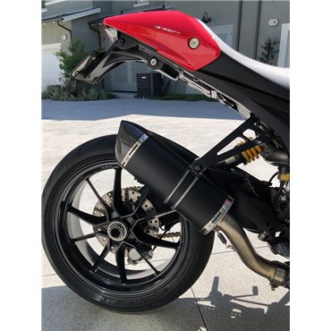 Special Titanium Black Roadsitalia Ducati Monster 1100 Evo