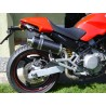 Short Carbon Alto Roadsitalia Ducati Monster 600 620 695 750 800 900 1000