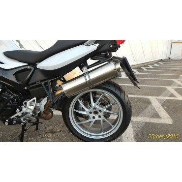 Power Titanium Roadsitalia Bmw F 800 S