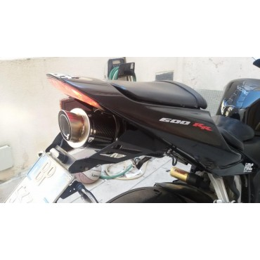 Power Carbon Roadsitalia Honda CBR 600 RR 2005