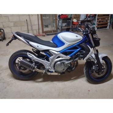 Power Carbon Roadsitalia Suzuki Gladius 650