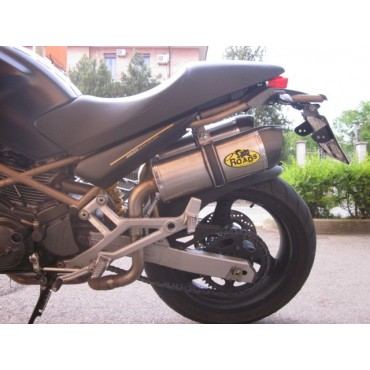 Special Titanium High Roadsitalia Ducati Monster 600 620 695 750 800 900 1000