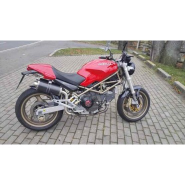 Power Carbon Alto Roadsitalia Ducati Monster 600 620 695 750 800 900 1000