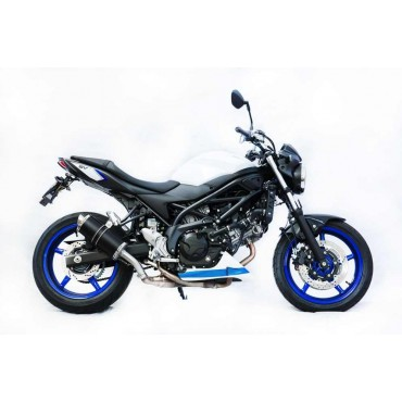 Power Titanium Black Roadsitalia Suzuki SV 650 2016-2019