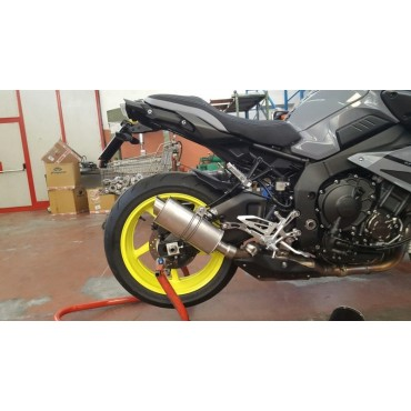 Power Titanium Roadsitalia Yamaha MT-10
