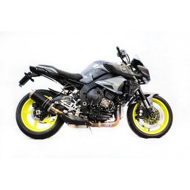 Power Titanium Black Roadsitalia Yamaha MT-10