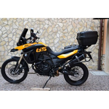 Projsix Titanium Black Roadsitalia Bmw F 800 GS