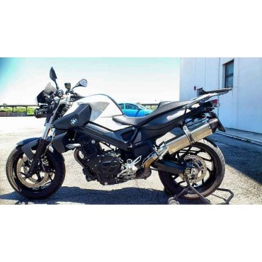 Power Titanium Black Roadsitalia Aprilia Dorsoduro 1200