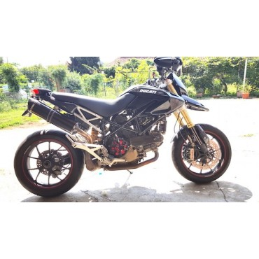Ovale Carbon Roadsitalia Bmw F 700 GS