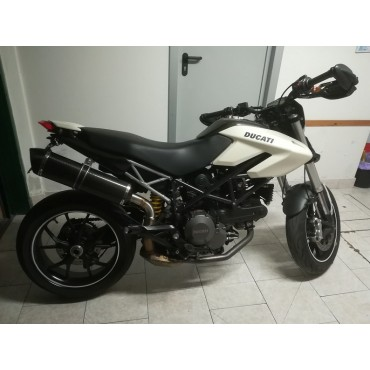 Power Titanium Roadsitalia Bmw F 700 GS