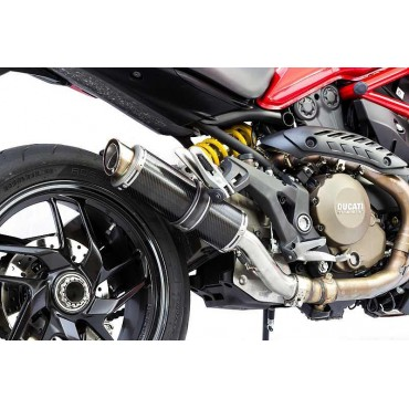 Thunder Carbon Roadsitalia Ducati Monster 1200 2014-2016
