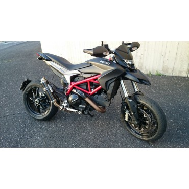Power Titanium Black Roadsitalia Bmw F 800 GS