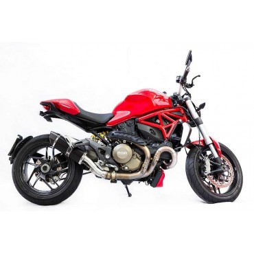 Projsix Titanium Black Roadsitalia Ducati Monster 821 2014-2016