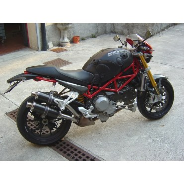 Thunder Carbon Roadsitalia Ducati Monster S4RS Testastretta