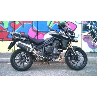 Power Titanium Black Roadsitalia Triumph Tiger 1200 Explorer 2016-2018