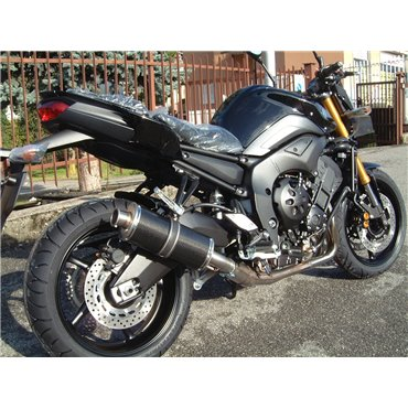 Short Carbon Roadsitalia Yamaha FZ8