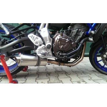 Power Titanium Roadsitalia Yamaha MT-07 2017-2018
