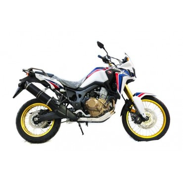 Special Titanium Black Roadsitalia Honda CRF 1000 L Africa Twin Adventure Sports 2018