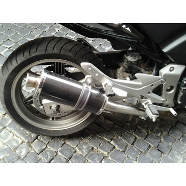 Short Carbon Roadsitalia Honda CBF 500
