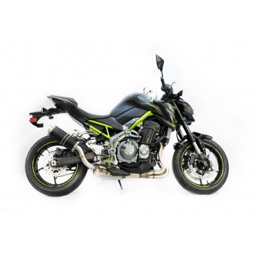 Power Titanium Black Roadsitalia Kawasaki Z 900 2017/2019