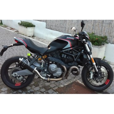 Power Carbon Roadsitalia Ducati Monster 821 2014-2016