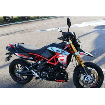 Power Titanium Black Roadsitalia Suzuki SV 1000