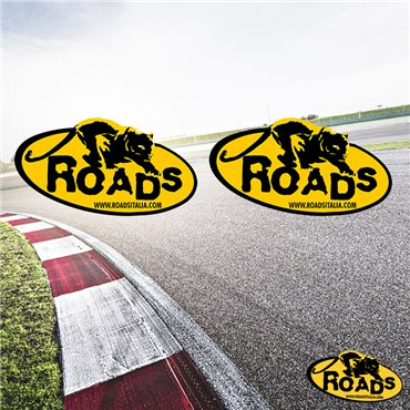 Roadsitalia Stickers