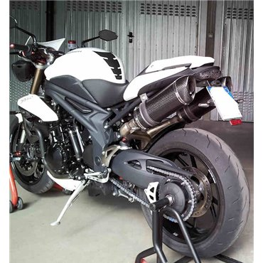 Doublefire Carbon Roadsitalia Triumph Speed Triple 1050 2016-2017