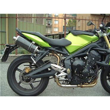 Short Carbon Roadsitalia Triumph Street Triple 675 2007-2012